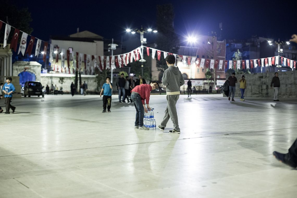 Syrian refugee children - A Forgotten Generation in Turkey